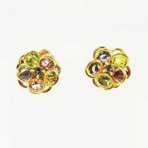 Adorable Flower stud earrings